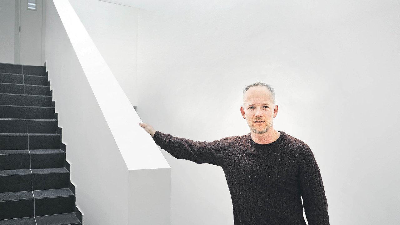 Podnikatel ainvestor Ondřej Tomek