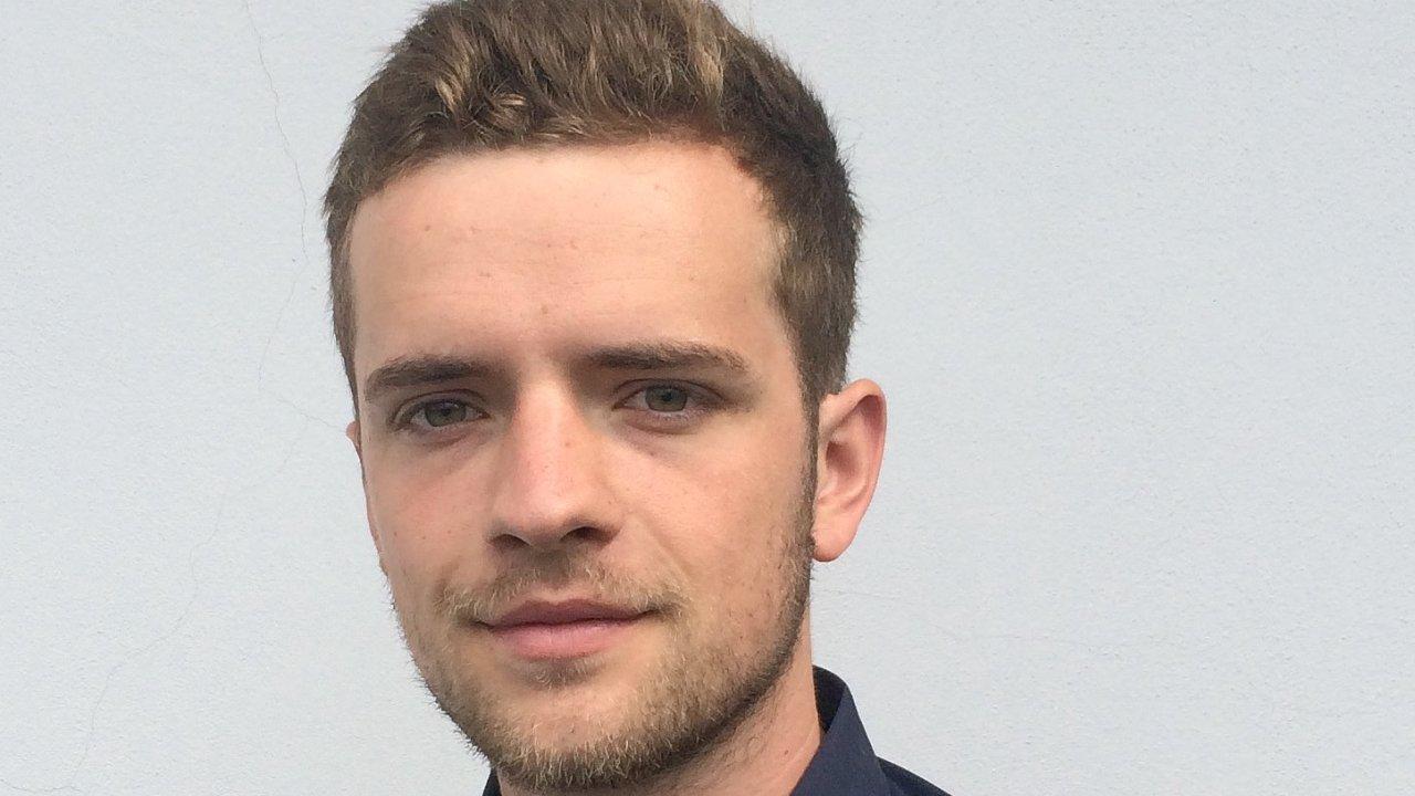 Jakub Dvořák je novým šéfem tuzemské pobočky přepravní společnosti Bolt (dříve Taxify).