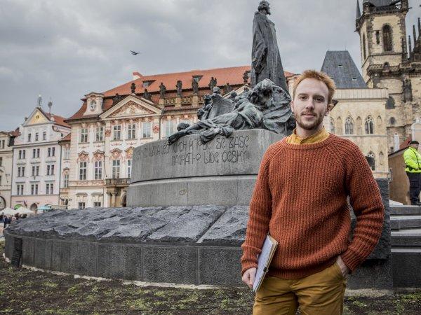 Mikuláš Minář a spol. přivedli nespokojené občany také třikrát na Staroměstské náměstí.