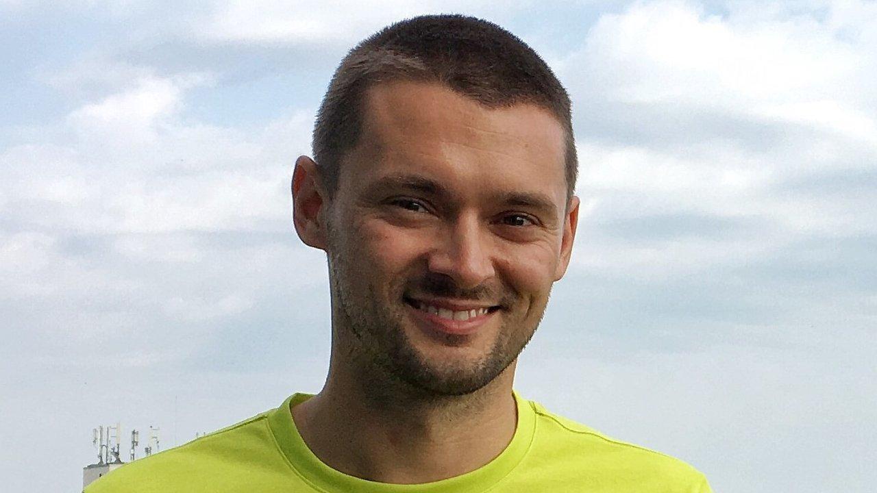 Jan Štika, brand manager značky Hannah ve společnosti Outdoor Concept