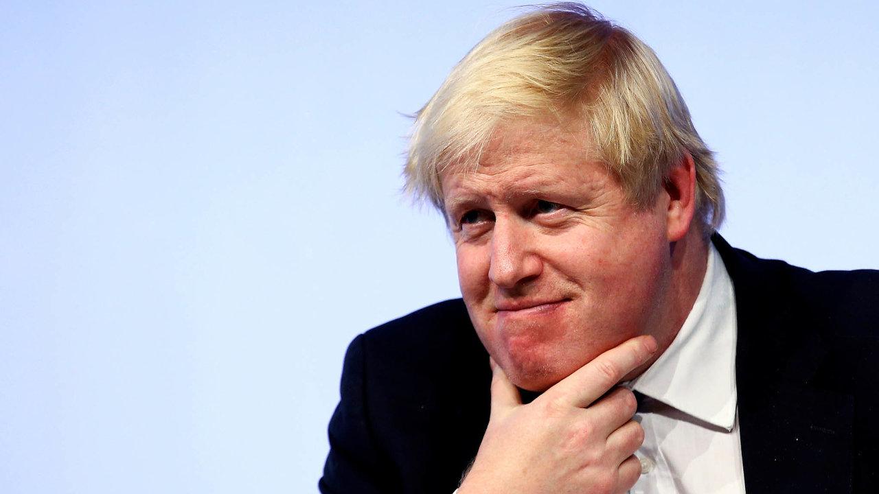 Brexit zakaždou cenu: Premiér Johnson slibuje, že Británie opustí EU 31.října. Vytváří tím itlak naEU, aby mu ustoupila.
