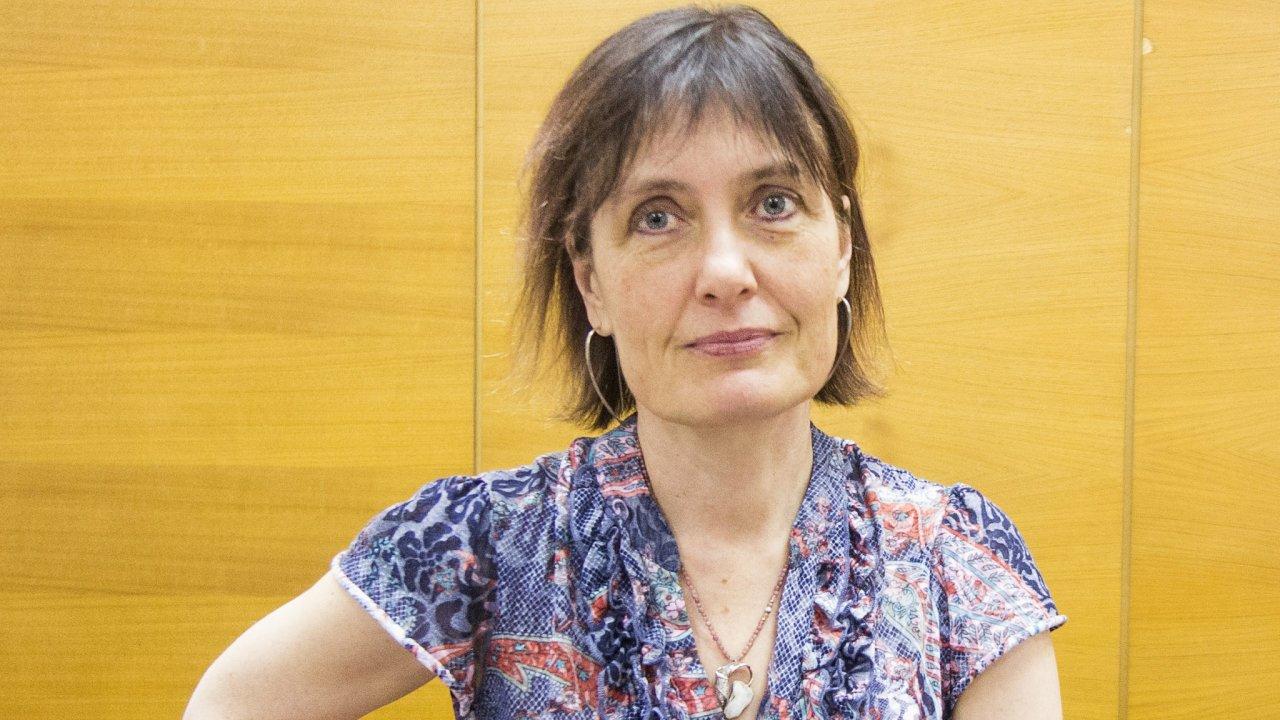 Monika Křikavová, soudkyně Městského soudu v Praze