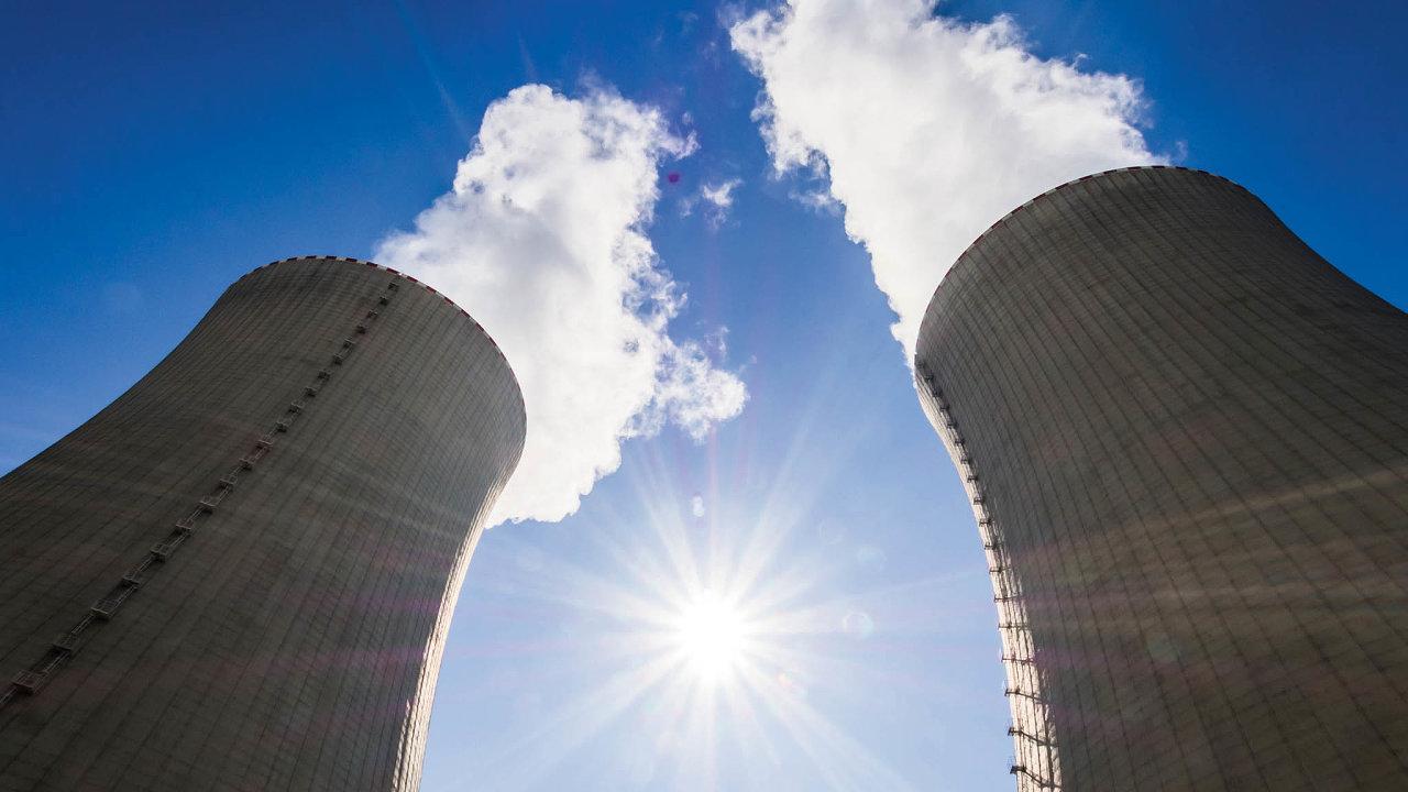 Dostavba Jaderné elektrárny Dukovany hraničí s jistotou, ministerstvo průmyslu aobchodu uvažuje onovém bloku takévTemelíně.