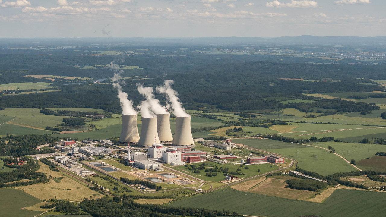 Pokud se nový zdroj na atomovou energii postaví, zestátu se stane jeden znejvětších obchodníků selektřinou vzemi.
