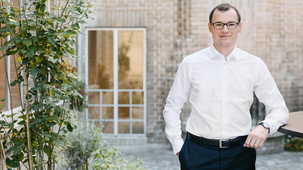 Filip Horák je v KPMG Legal specialistou na finanční právo aprávo informačních technologií.