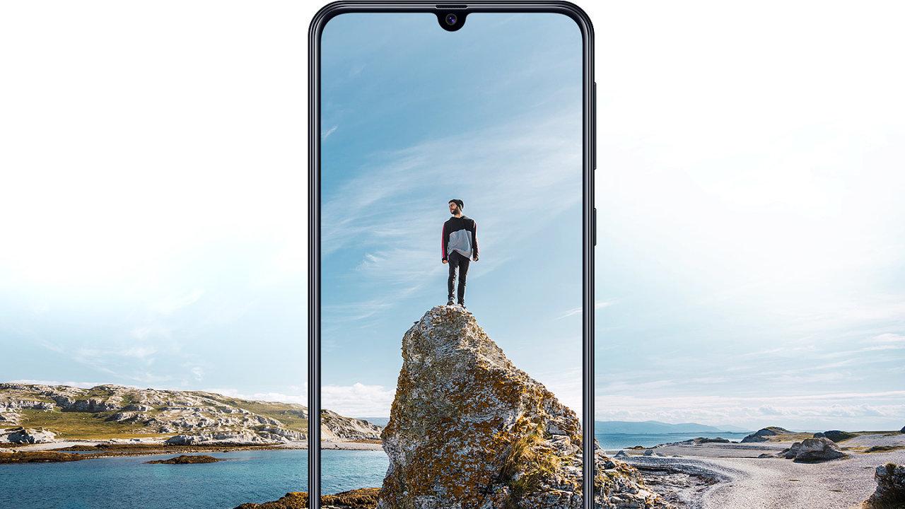 Galaxy M21 od Samsungu má rekordní baterii a kvalitní OLED obrazovku, a nestojí celou výplatu