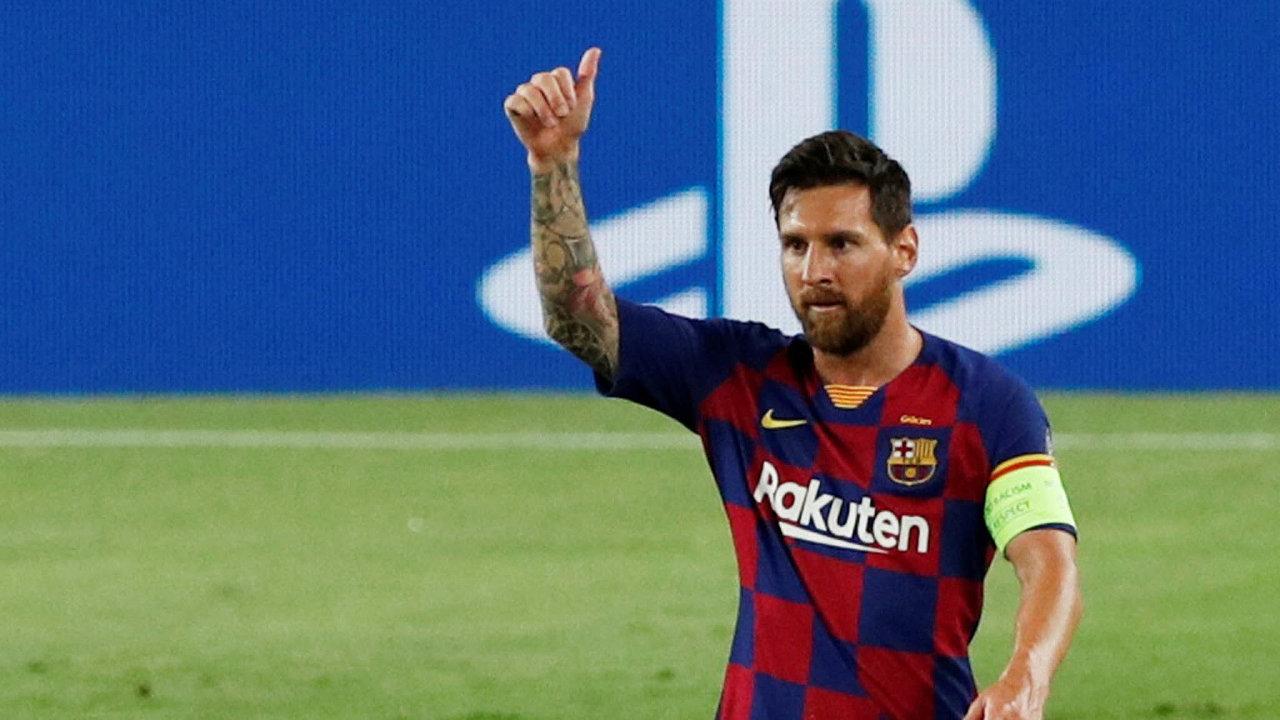 Lionel Messi je jedním z nejlepších fotbalistů světové historie. Jeho klubový dres je už řadu let celosvětově nejprodávanějším sportovním dresem.