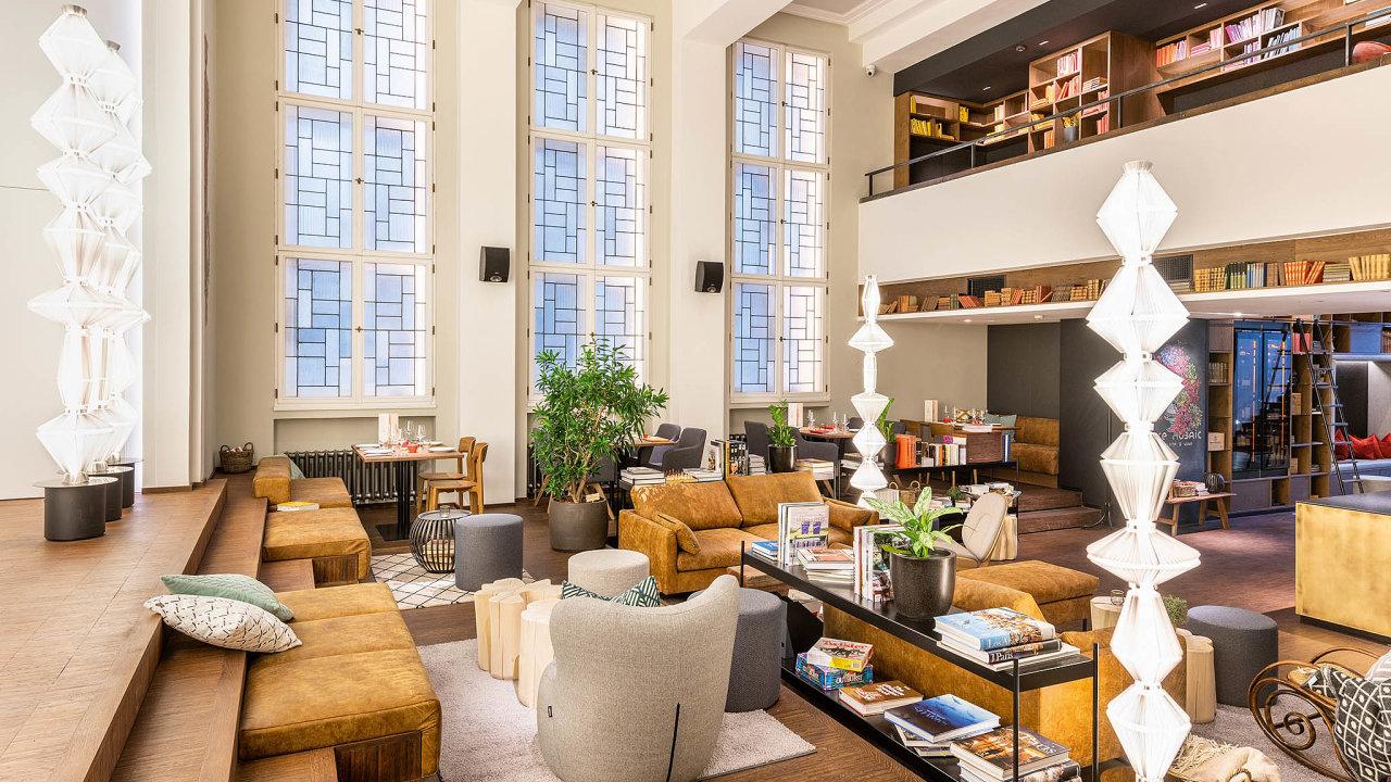 Nové interiéry pokojů veskandinávském stylu hygge navrhli rakouští designéři Unykat.