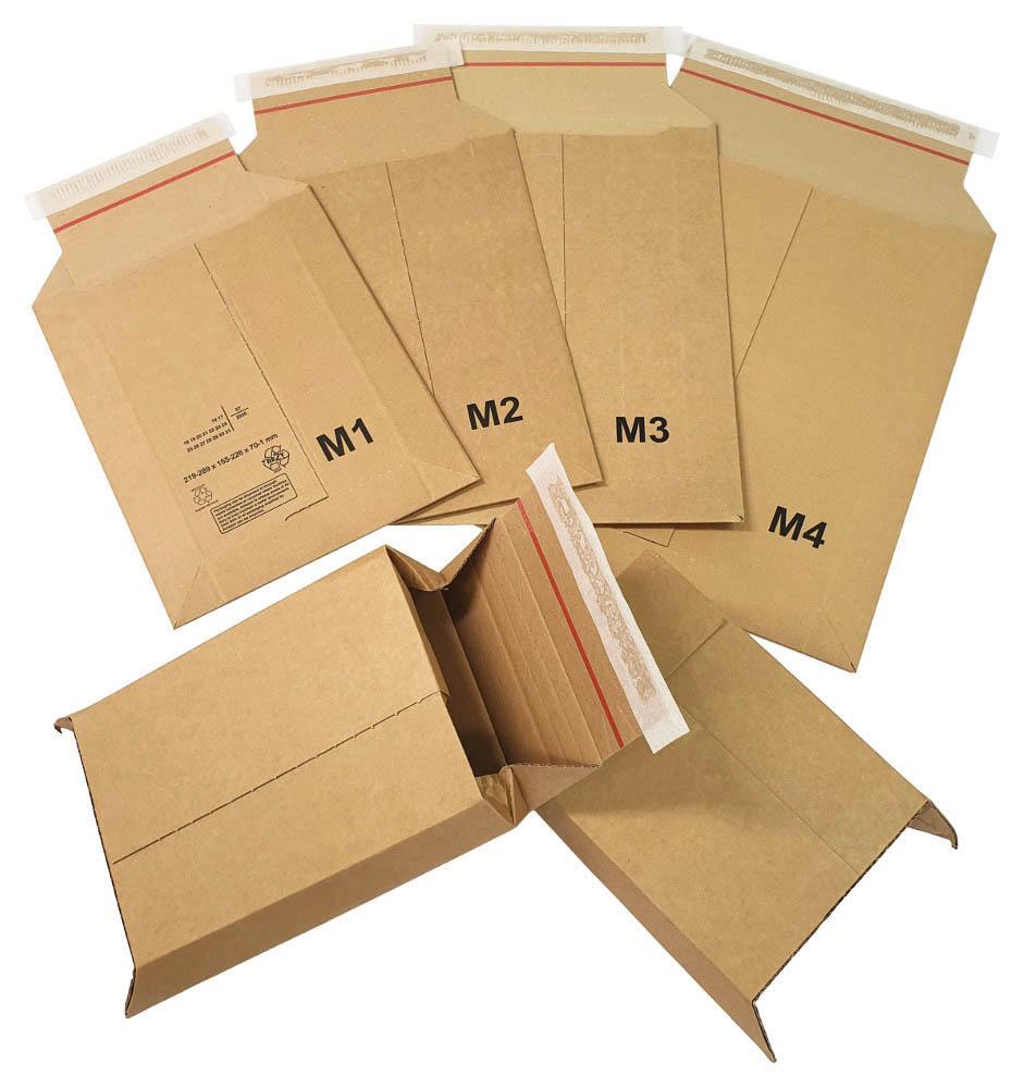 Obálky pro e-commerce segment přihlašovatele Mondi Bupak
