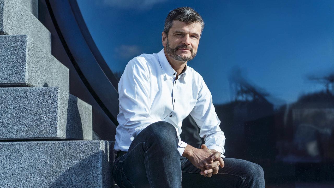 Šéfovi fondu Reflex Capital Ondřeji Frycovi v koronakrizi chybí nové nápady zajímavých byznysů.