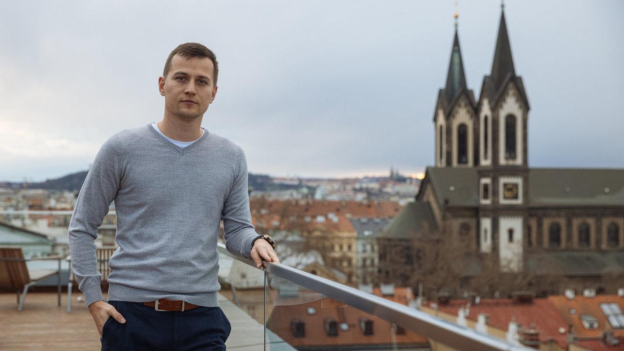 Daniel Římal, Československý nemovitostní fond