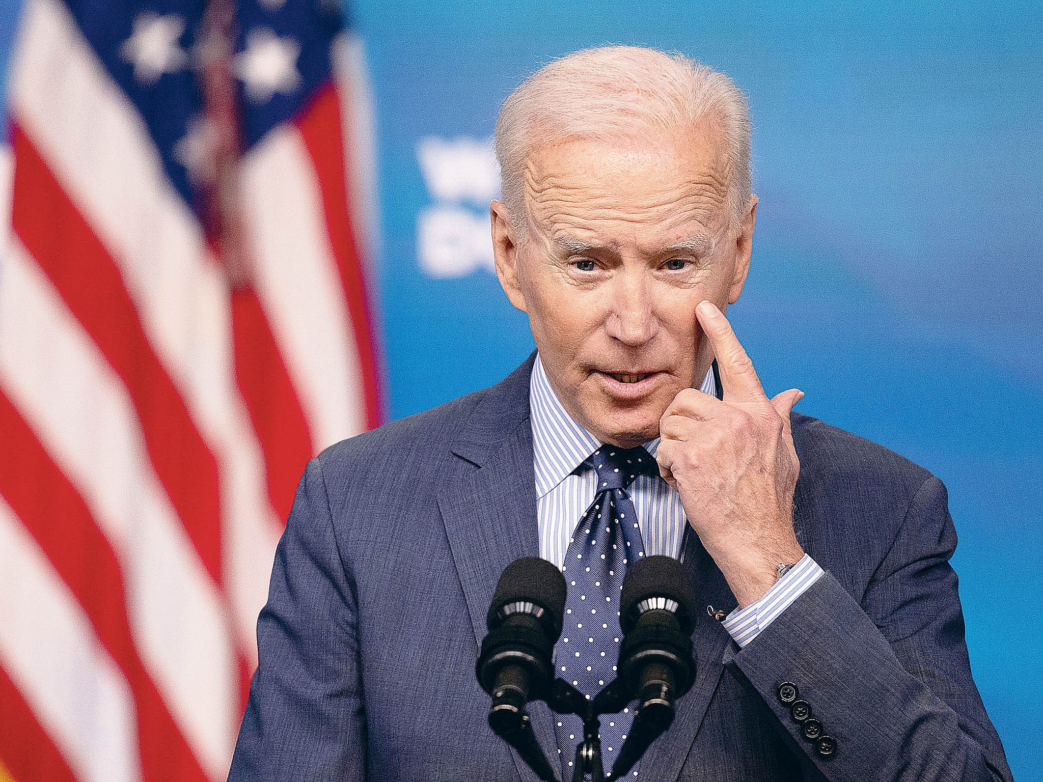 Americký prezident Joe Biden vyrazil naevropské turné.