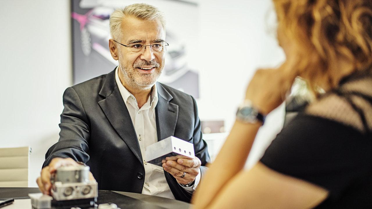 Michael Oeljeklaus, šéf výroby a logistiky ve Škodě Auto