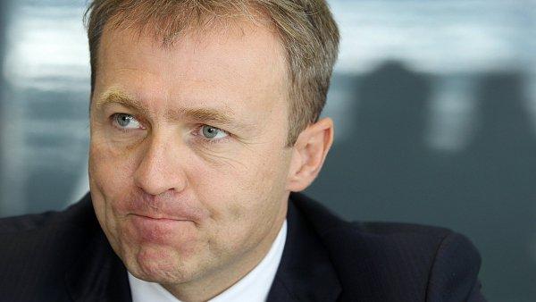 Bývalý šéf ČEZ Martin Roman.