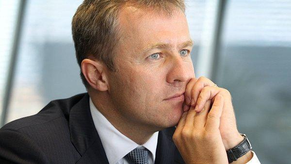Martin Roman, bývalý šéf ČEZ