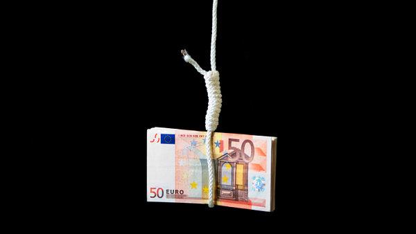 Ilustrační foto - Euro, oprátka