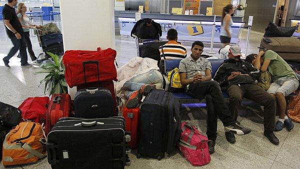 Letiště. Ilustrační foto