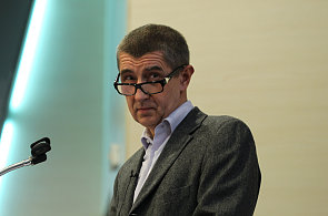 Andrej Babiš na VŠE