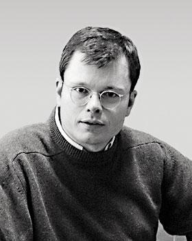 Nový šéf Národního filmového archivu Michal Bregant.