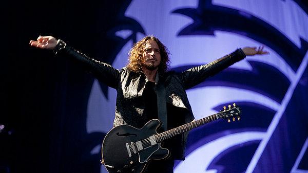 Soundgarden byli ozdobou pátečního večera.