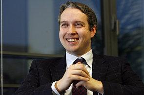 Viceprezident Enterprise Investors Ivan Jakúbek.