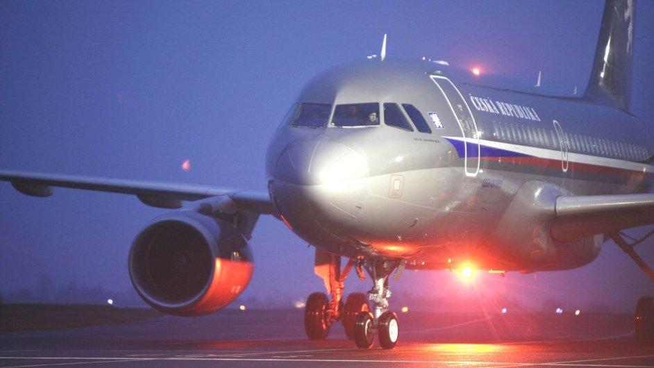 Letadlo Airbus 319, vládní speciál