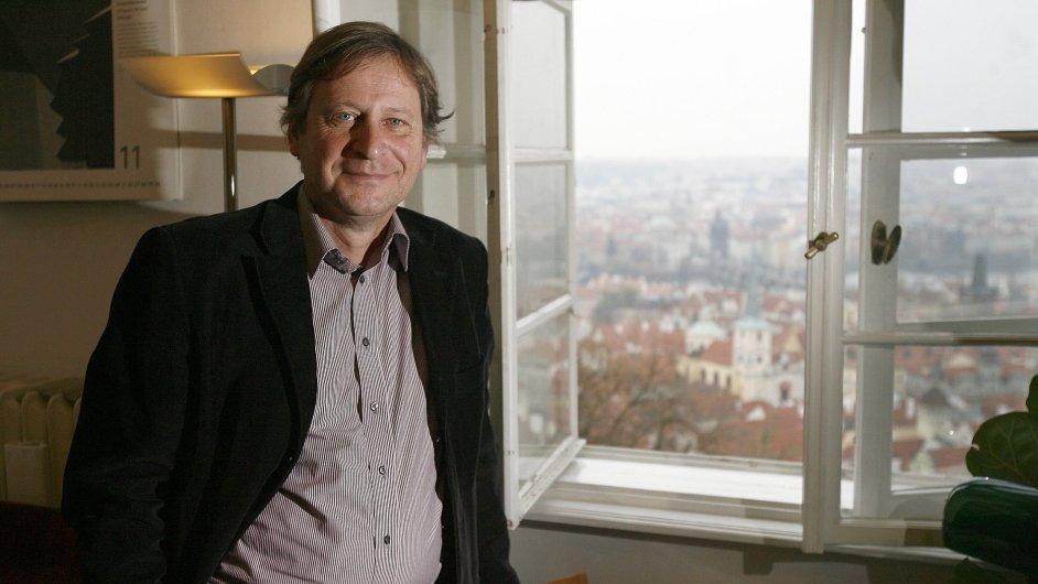 Historik architektury Zdeněk Lukeš