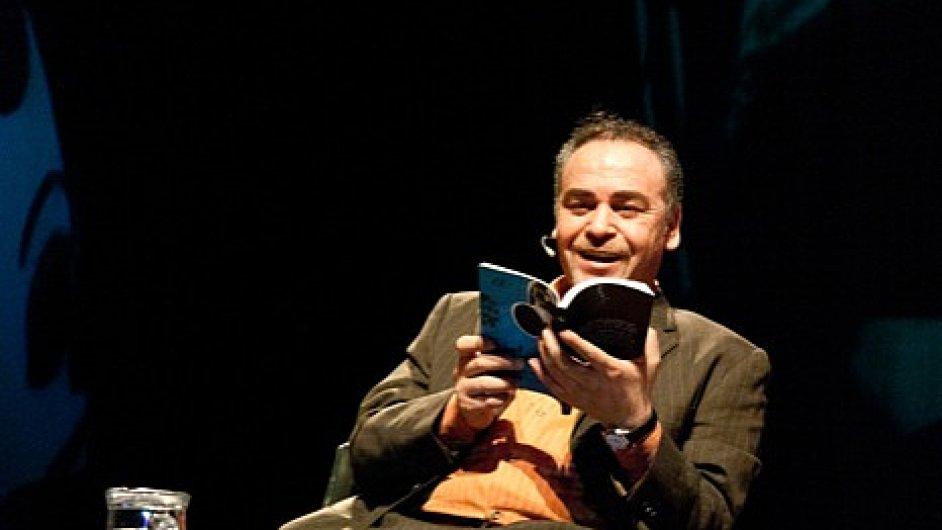 Egyptský spisovatel Hamdy el-Gazzar vloni navštívil Festival spisovatelů Praha. Letos o něm napsal.