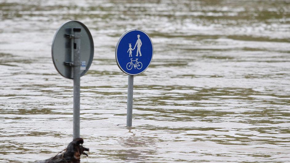 Povodeň v Česku