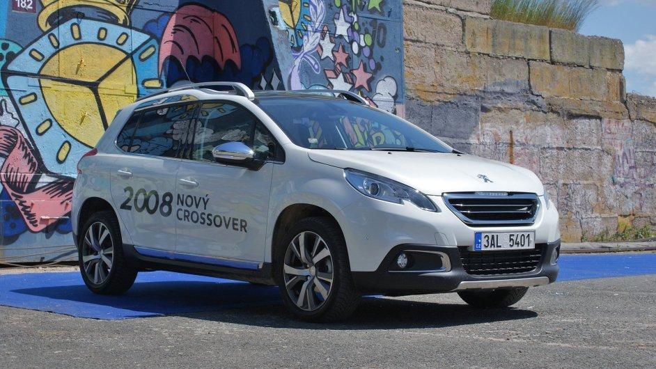 Není to úplně typické kombi, koždopádně ale Peugeot 2008 patří mezi úsporné vozy.