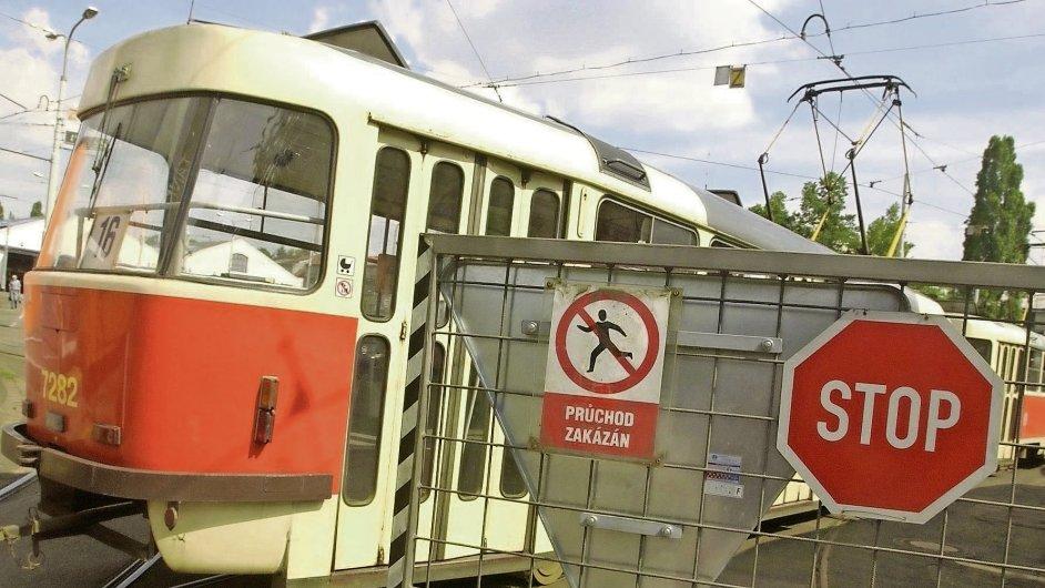 Dopravní podnik, ilustrační foto