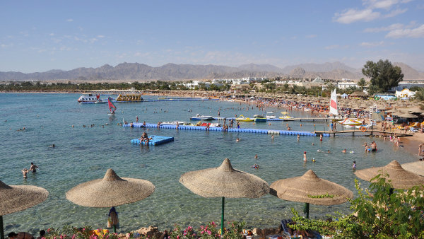 Naamský záliv, Egypt