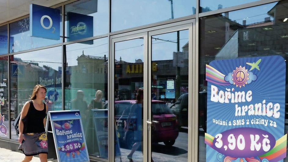 Telefónica přestala vykupovat vlastní akcie (Ilustrační foto)