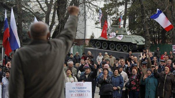 EU rozšířila sankční seznam zavedený kvůli anexi Krymu.