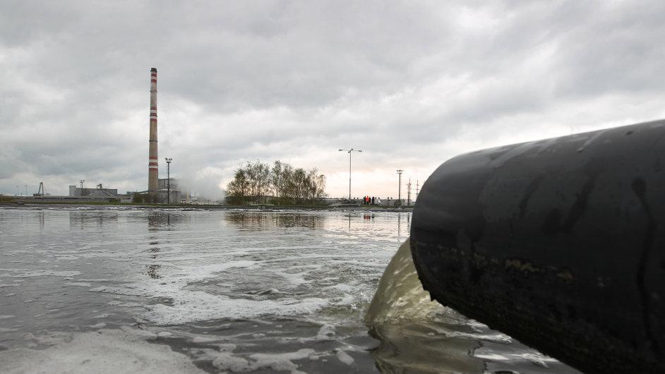 Čistička odpadních vod (Ilustrační foto).