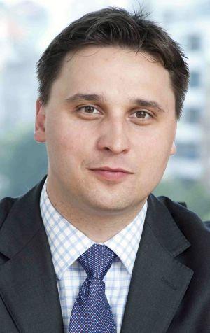 Tomáš Beránek, Cushman & Wakefield