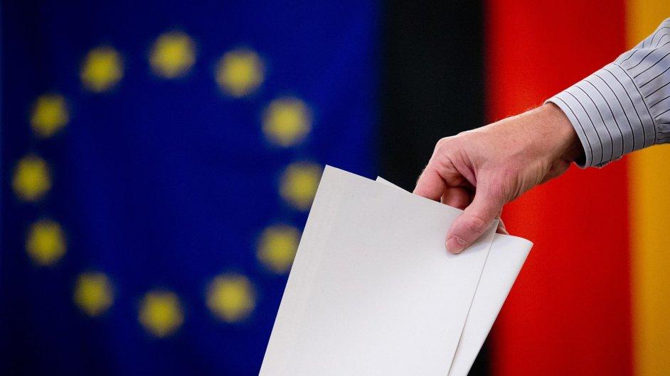 V Berlíně v neděli hlasovali dvakrát.