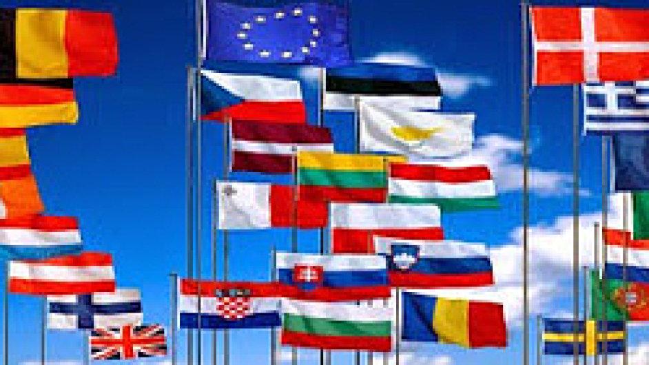 Vlajky členských států EU