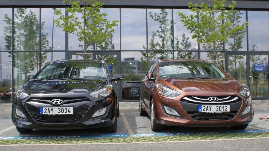 Hyundai i30 - nejoblíbenější nové auto v Česku vyjma škodovek
