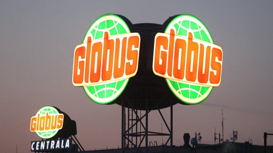 Centrála řetězce Globus