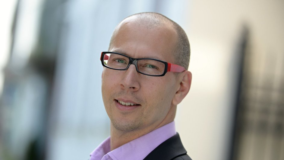 Aleš Malenka, ředitel kosmetické divize Henkel Beauty Care v České republice