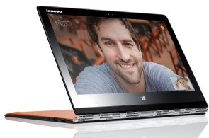 Lenovo představilo luxusní ultrabook Yoga 3 Pro a velký tablet s projektorem