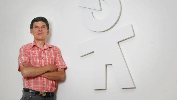 Dalibor Dědek, majitel společnosti Jablotron