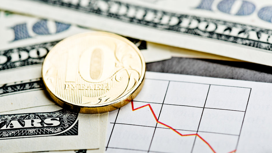 Ruská centrální banka překvapivě snížila úrokové sazby.