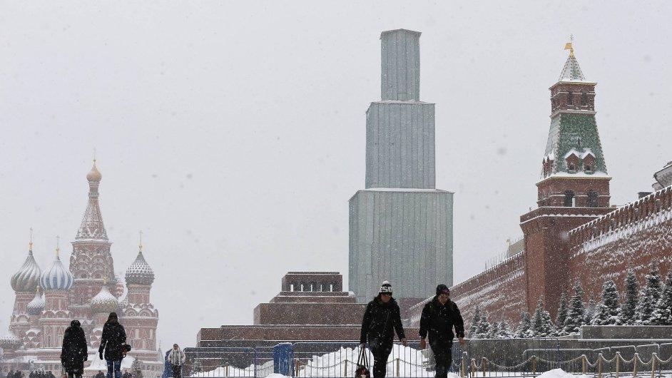 Nevyzpytatelný Kreml