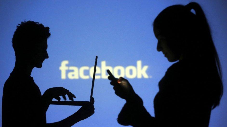 Facebook - Ilustrační foto.