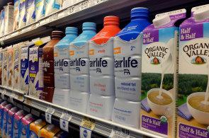 Coca-Cola pokouší chutě zákazníků mlékem Fairlife