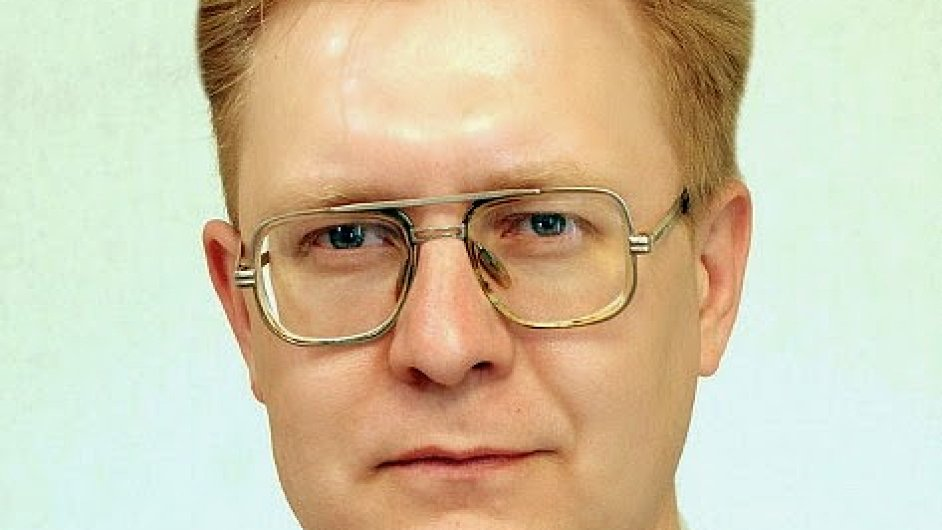Souzený učitel a básník Alexandr Byvšev.
