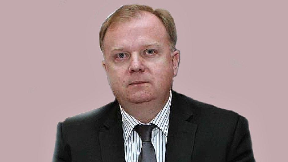 Petr Maxa,ředitel chomutovského dopravního podniku