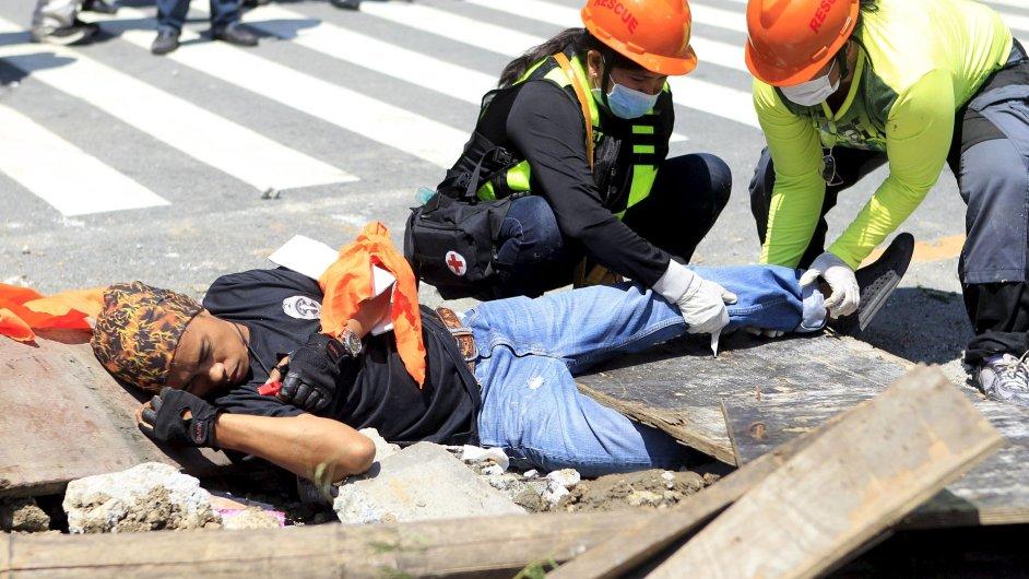 Indonéskou provincií Papua otřáslo silné zemětřesení - Ilustrační foto.